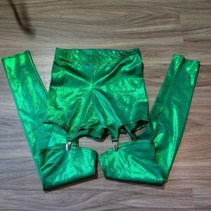 BlackMilk suspender leggings